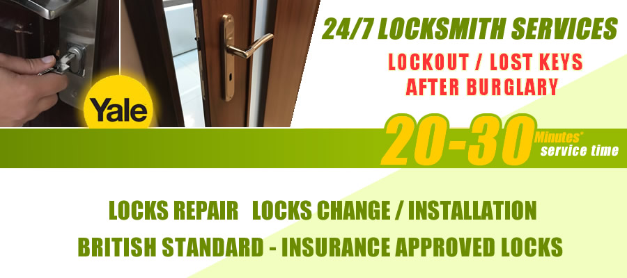 Lewisham locksmith services